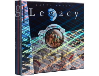 $32 off Garth Brooks: Legacy Collection [Limited Edition]