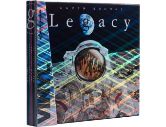 $25 off Garth Brooks: Legacy Collection [Limited Edition Numbered]