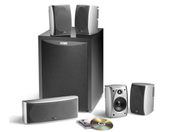$450 off Polk Audio RM6750 5.1 CH Home Theater Speaker System