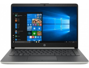 "$110 off HP 14"" Laptop - AMD A9-Series, Radeon R5 Graphics, SSD"