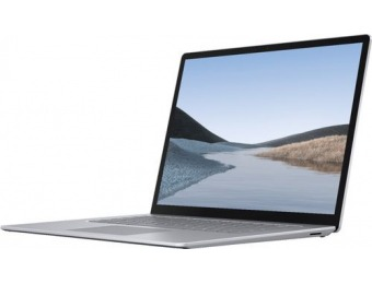 "$300 off Microsoft Surface Laptop 3 15"" Touch-Screen"