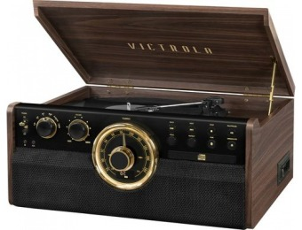 $30 off Victrola Bluetooth Stereo Audio System