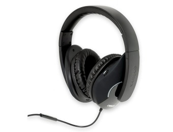 $126 off SYBA Oblanc Shell On-Ear 2.1 Headphones, OG-AUD63055