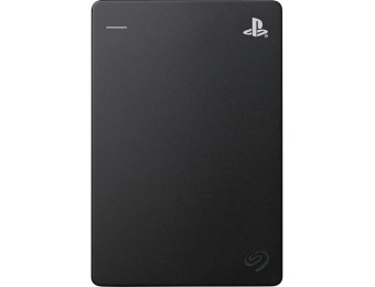 $45 off Seagate 2TB External USB 3.0 Game Drive for PS4 Systems