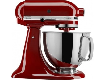 $220 off KitchenAid Artisan Tilt-Head Stand Mixer - Gloss Cinnamon