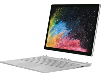"$300 off Microsoft Surface Book 2 13.5"" PixelSense 2-in-1 Laptop"