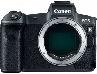 $800 off Canon EOS R Mirrorless Camera (Body Only)