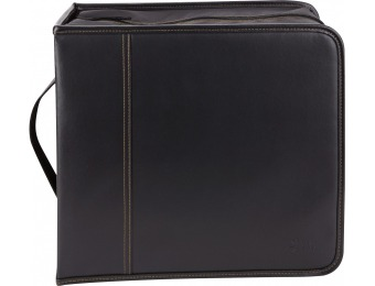 50% off Case Logic 336-Disc CD Wallet