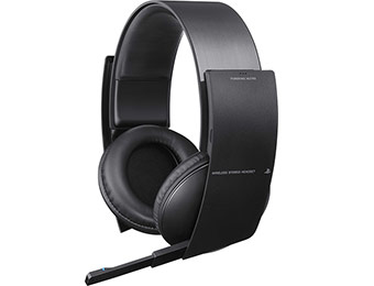 $30 off Sony Wireless Stereo Headset for PlayStation 3