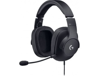 $50 off Logitech G PRO Wired Surround Sound Gaming Headset