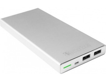 64% off Rock Solid 10000mAh External Battery Pack