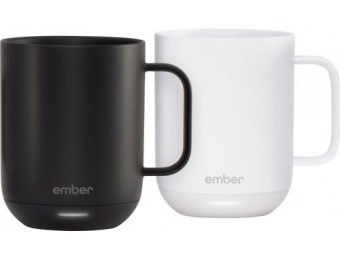 $70 off Ember Temperature Controlled Mug (2-Pack)