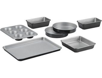 50% off Cuisinart Chef's Classic 7-Piece Bakeware Set AMB-7VPK