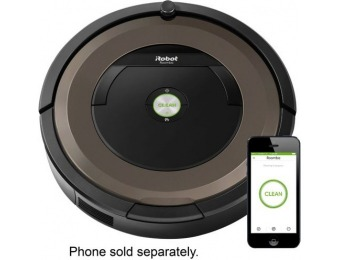 $200 off iRobot Roomba 890 Robot Vacuum with Dual Mode Virtual Wall