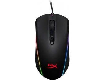 43% off HyperX Pulsefire Surge Wired Optical RGB Gaming Mouse