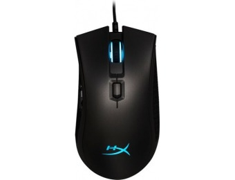 50% off HyperX Pulsefire FPS Pro Wired Optical RGB Gaming Mouse