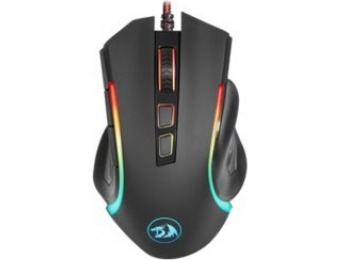 $3 off REDRAGON Griffin M607 Wired Optical Gaming Mouse