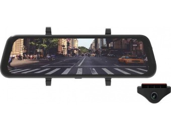 $80 off myGEKOgear Infiniview Lite Front and Rear Camera Dash Cam