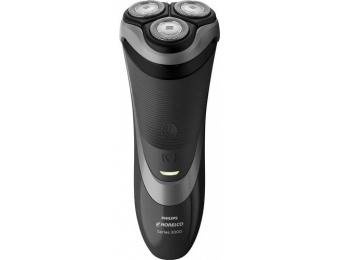 $25 off Philips Norelco Series 3000 Wet/Dry Electric Shaver