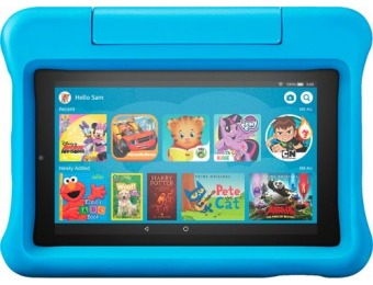 "$40 off Amazon Fire 7 Kids Edition 2019 release 7"" Tablet - 16GB"