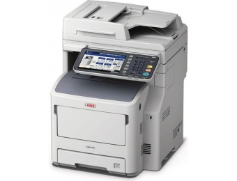 $900 off OKI Data MB760+ All-in-One LED Multifunction Laser Printer