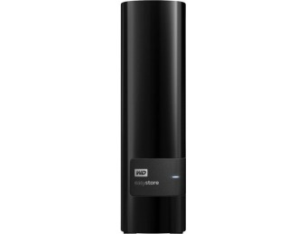 $90 off WD Easystore 12TB External USB 3.0 Hard Drive