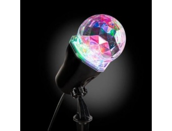 90% off LightShow AppLights Projection Spot Light Stake