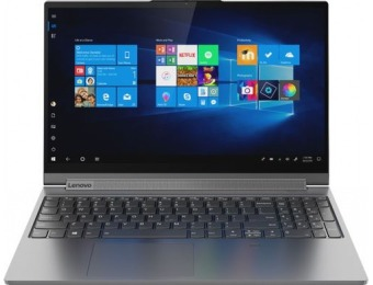 "$300 off Lenovo Yoga C940 2-in-1 15.6"" Touch-Screen Laptop"