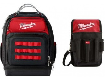 $71 off Milwaukee Ultimate Jobsite Backpack with Utility Pouch