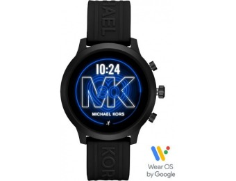 $146 off Michael Kors Access MKGO Smartwatch 43mm Aluminum