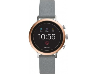 $176 off Fossil Gen 4 Venture HR Smartwatch 40mm Stainless Steel