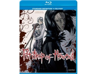 62% off Pet Shop of Horrors: Complete Collection (Blu-ray)