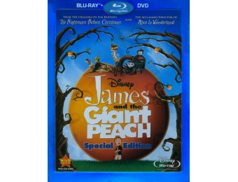 75% off James and the Giant Peach (Blu-ray/DVD)