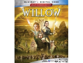 $7 off Willow [30th Anniversary] (Blu-ray)