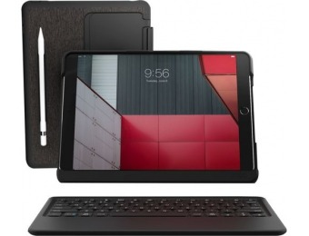 75% off ZAGG Nomad Book Keyboard Folio Tablet Case