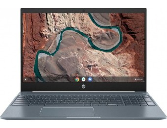 "$51 off HP 15.6"" Touch-Screen Chromebook - Core i5, 8GB, 128GB"