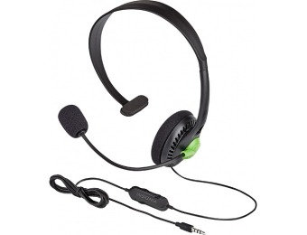67% off Insignia Wired Chat Headset for Xbox One