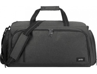 "$30 off solo New York Downtown Collection 22"" Duffle Bag"
