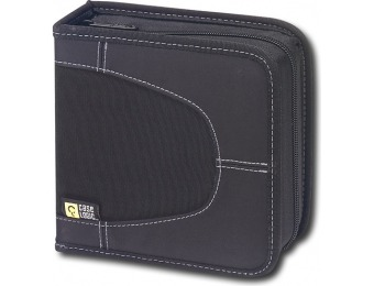 67% off Case Logic 16-Disc CD Wallet