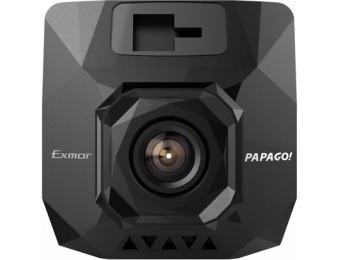 $20 off PAPAGO GoSafe S37 Dash Cam
