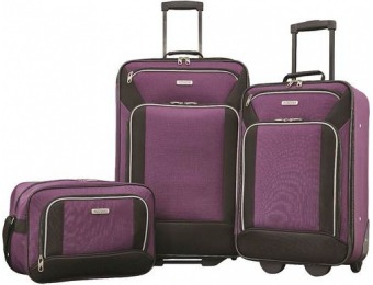 $35 off American Tourister XLT Wheeled Luggage Set