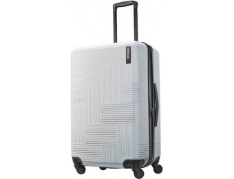 "$60 off American Tourister Stratum XLT 27"" Spinner - Brushed Silver"
