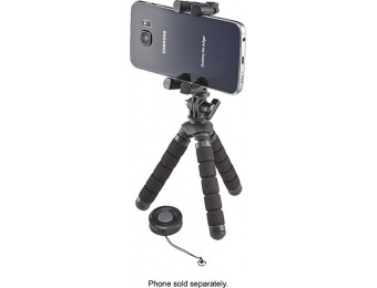 70% off Tripod and Bluetooth Shutter Remote for Cell Phones