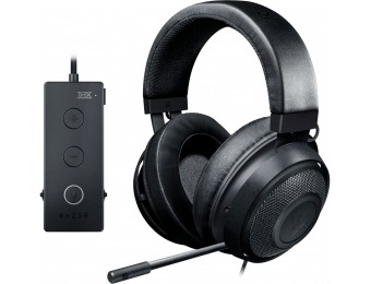 $45 off Razer Kraken Tournament Edition Gaming Headset