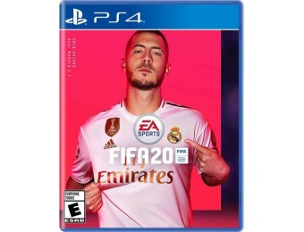 58% off FIFA 20 Standard Edition - PlayStation 4