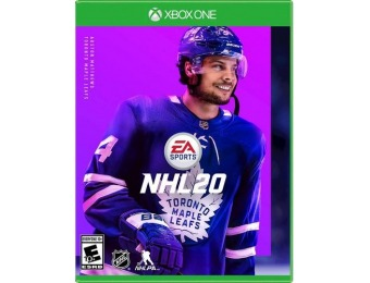 83% off NHL 20 - Xbox One