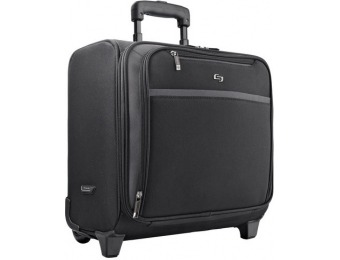 $30 off Solo New York Pro Overnight Rolling Laptop Case