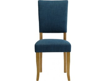 $75 off Walker Edison Parsons Upholstered Dining Chairs (Set of 2)