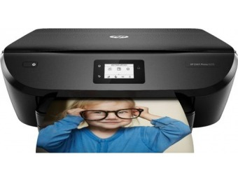 $100 off HP ENVY Photo 6255 Wireless All-In-One Printer