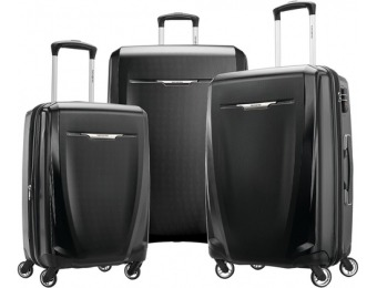 $250 off Samsonite Winfield 3 DLX Wheeled Luggage Set (3-Pc)